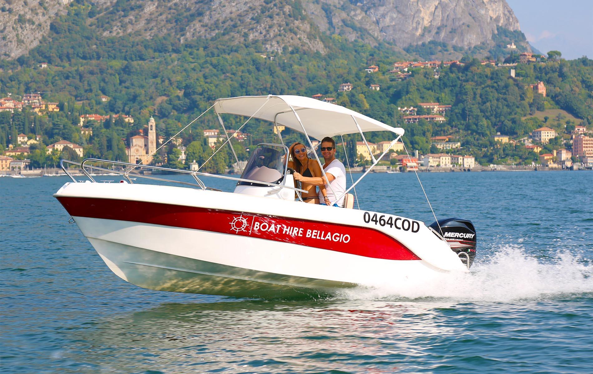 Barche in Affitto sul Lago di Como